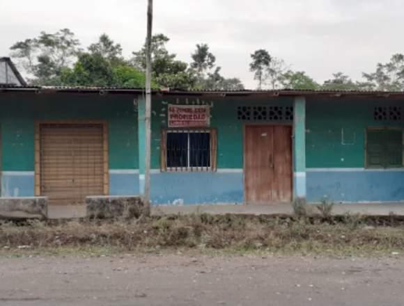 Se vende casa en Puerto Quito