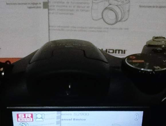 Camara Fujifilm Finepix S2980 14 Mpx NEGOCIABLE