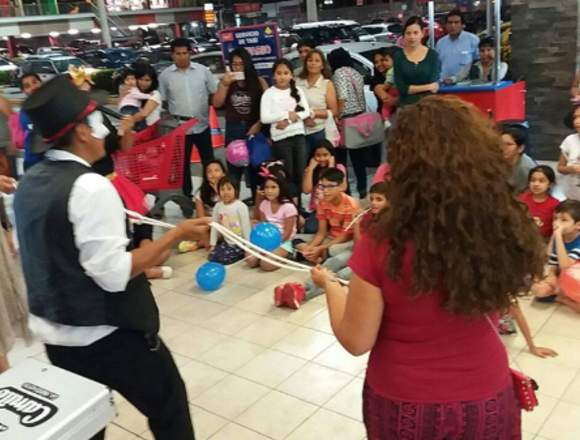 MAGO PARA FIESTAS INFANTILES Y ADULTOS