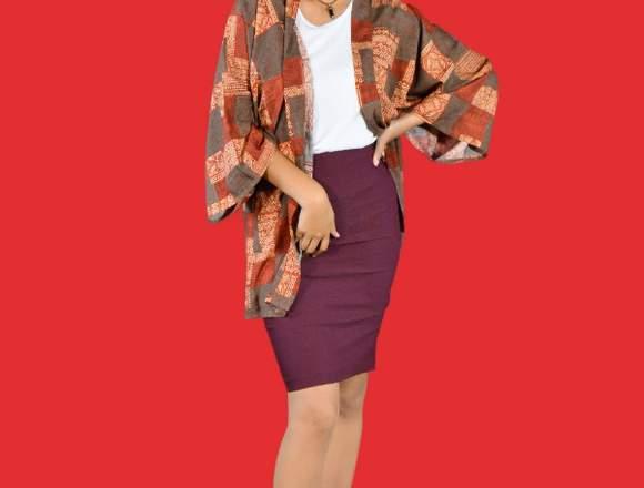 Kimono Moderno -Unitalla-