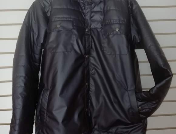 chaqueta antifluido de tela la fayette