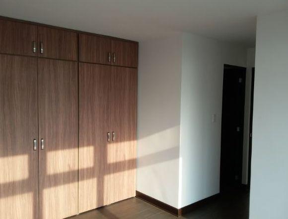 Rento apartamento nuevo, en Bosques, z 04 de Mixco