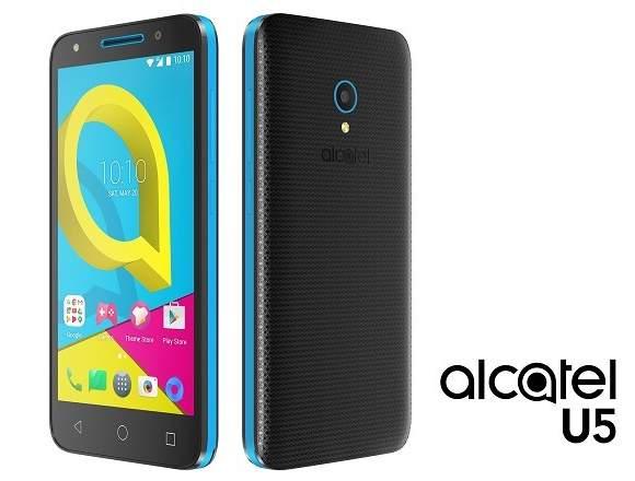 Celular Alcatel U5 16 Gb