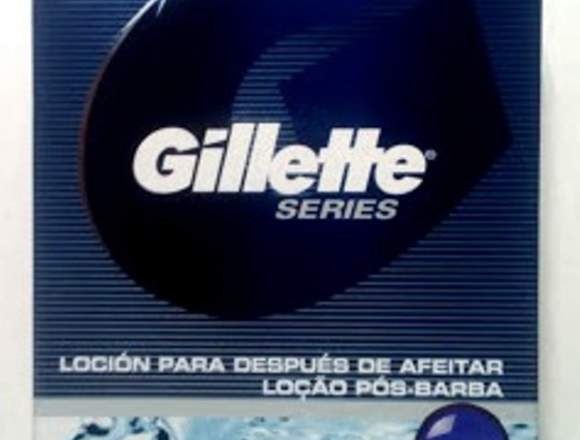 Loción Gillette Series de 100mL