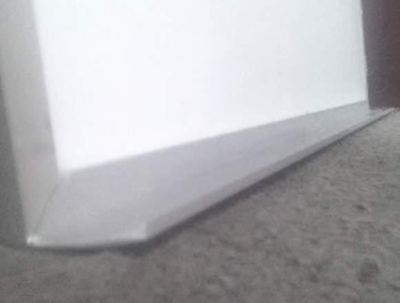Pizarrón blanco para plumón de 45cm x 60cm