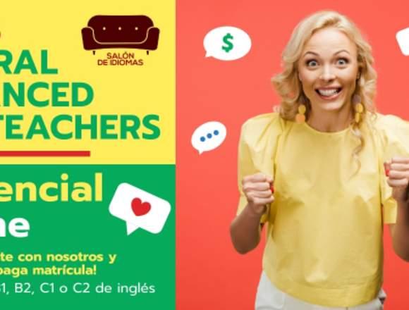 Inglés - APTIS General, Advnaced y For Teachers
