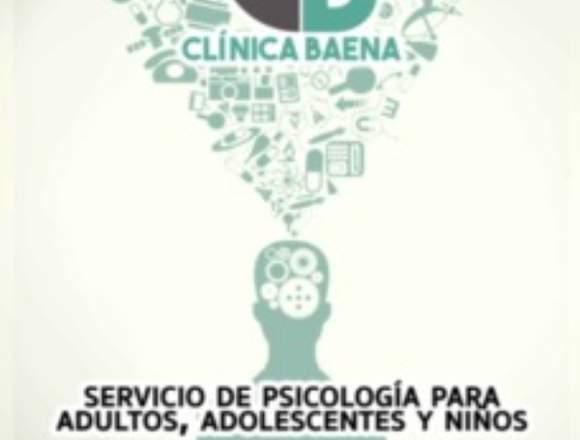 PSICOLOGIA PARA ADULTOS, ADOLESCENTES Y NIÑOS