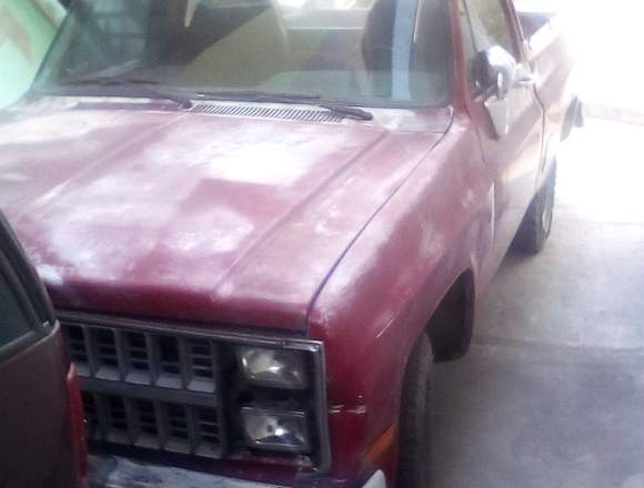 camioneta pick-up chevrolet