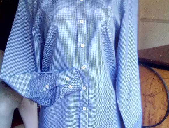 camisa caballero talla m neva