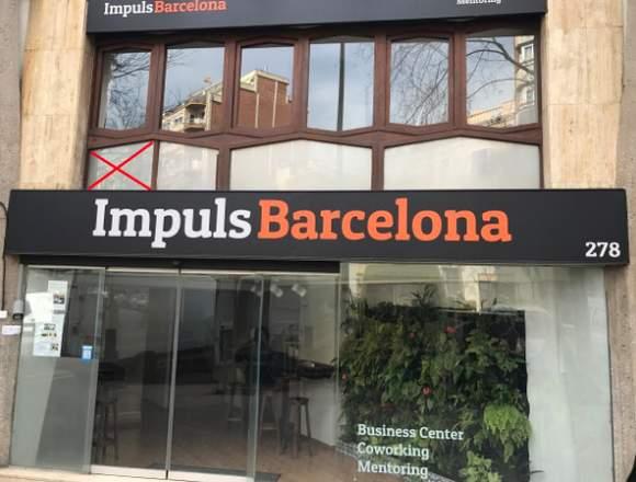 Despacho/ oficina privada en Barcelona