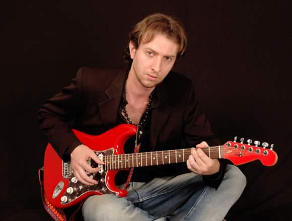 Clases de Guitarra a Domicilio - Prof. Argentino