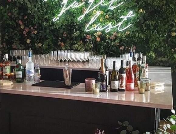 Barman, coctelería, bebidas