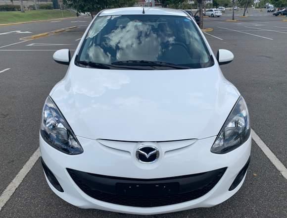 Mazda Demio 2014 version japonesa