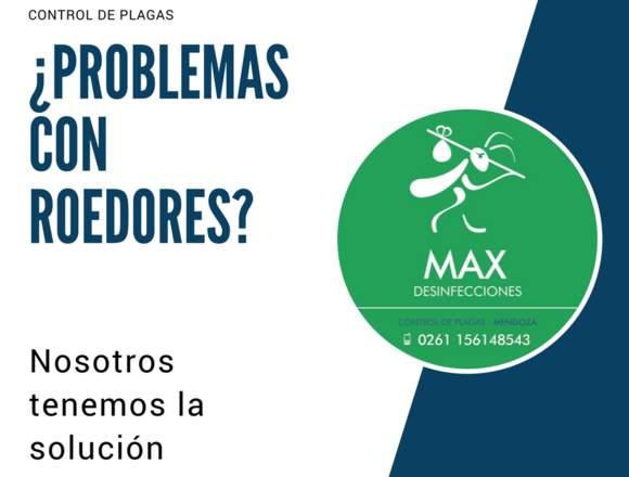 Control de Roedores en Mendoza