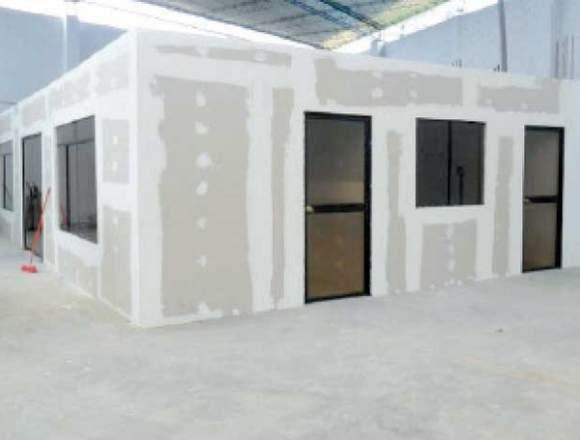 Maestro Drywall PROYECTOS ECONÓMICOS PLANO Y 3D
