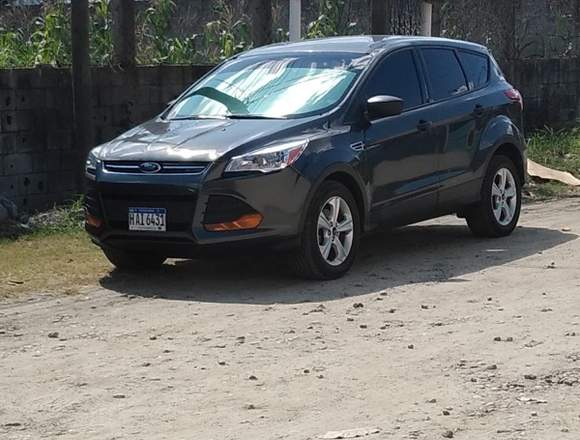 Ford escape 2015 Recién ingresada