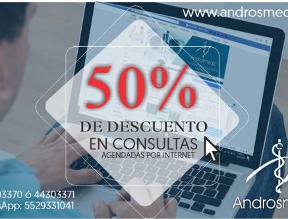 ANDROSMEDIC CONSULTAS DE UROLOGÍA