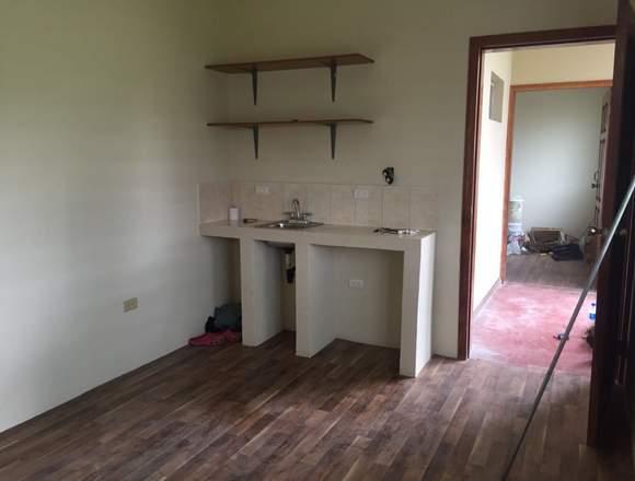 Habitación Independiente para Una Persona.