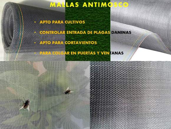 MALLA ANTI-MOSCOS HE INSECTOS
