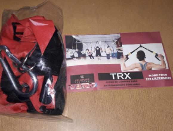 TRX PRODUCTO DE ENTRENAMIENTO