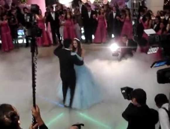 Efecto de Neblina baja para matrimonios y eventos