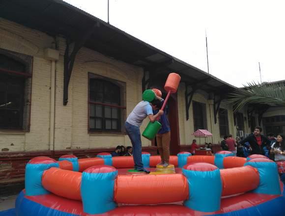 Gladiador Americano para eventos
