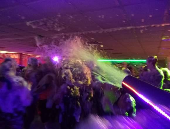 Pool Party en Santiago
