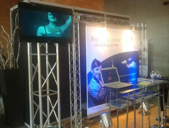Arriendo pantallas led para eventos