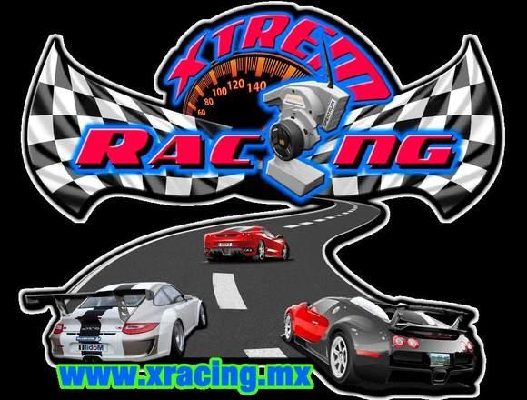 Renta de pistas de carreras a radio control