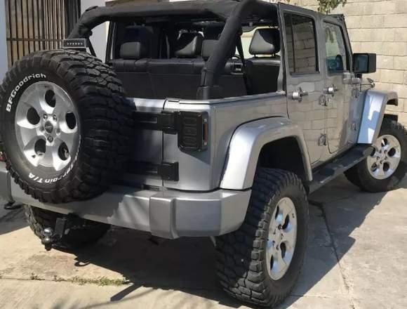 jeep wrangler sahara limited 4x4