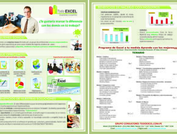Clases de excel Modelo Empresarial In House