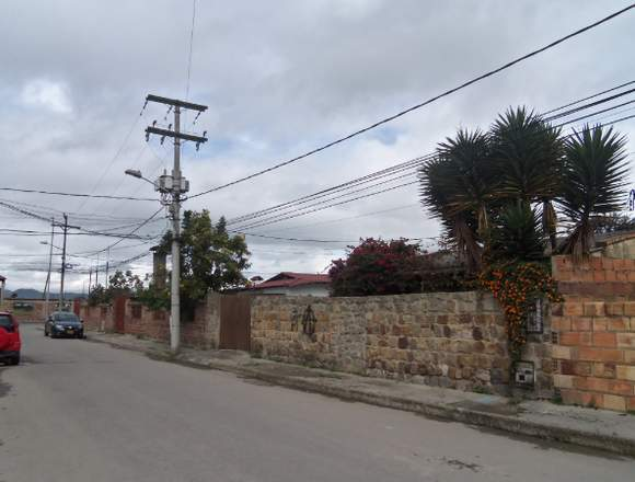 Terreno Para Proyecto Inmobiliario Cajica