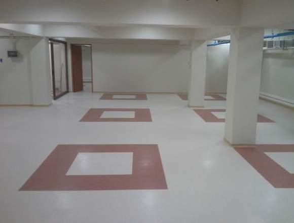 Instalación de pisos Vinílicos