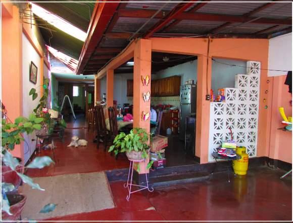 Venta de casa céntrica en Masaya.
