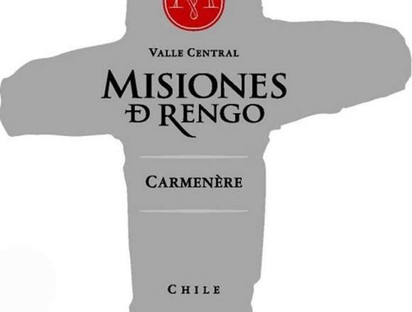 VINO TINTO BLANCO DISTRIB. DE MISIONES DE RENGO