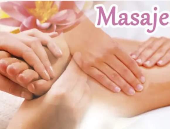 Terapia reiki y masajes