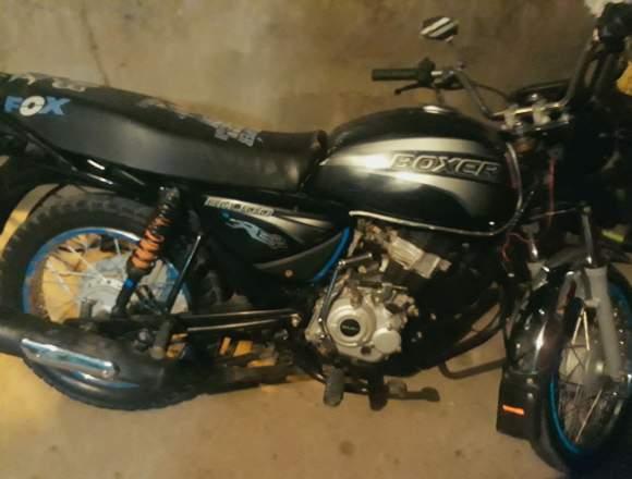 Vendo moto Boxer de 100
