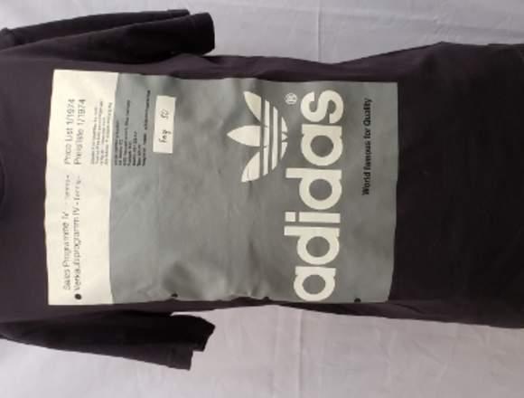 Camiseta Adidas Original Negra