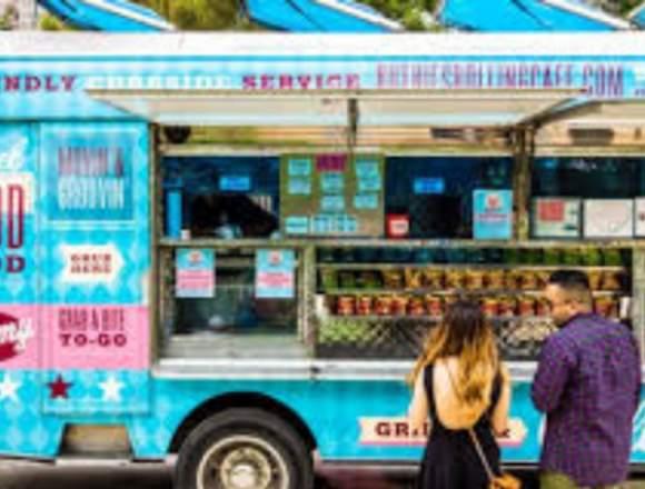 Modificación de vehiculos para *Food truck