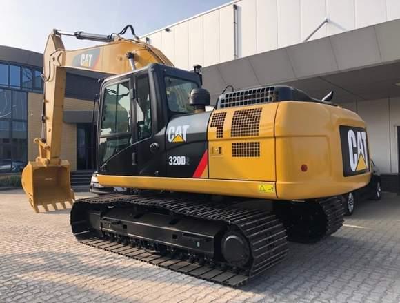 Excavadora 2018 CATERPILLAR 320D2