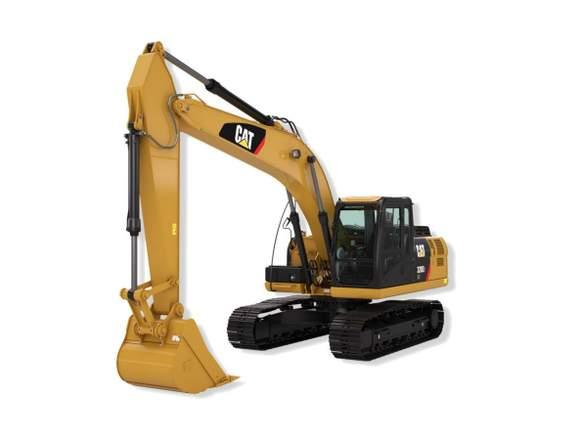 ALQUILER INMEDIATO Excavadora 2018 CAT 320D2