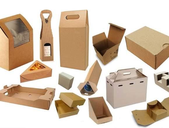 Diseño y fabricación de empaques para su producto