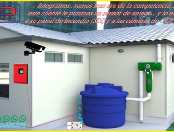 SERVICIO TÉCNICO  ELECTROTECNIA TANQUE AGUA HED