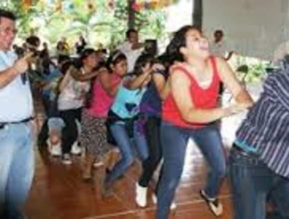 JUEGOS, SHOW PARA DESPEDIDAS