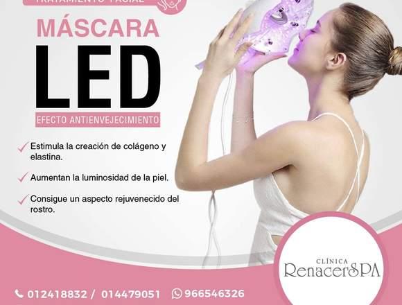 Máscara antienvejecimiento - Clínica Renacer
