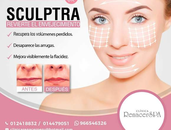Restaura el volumen facial