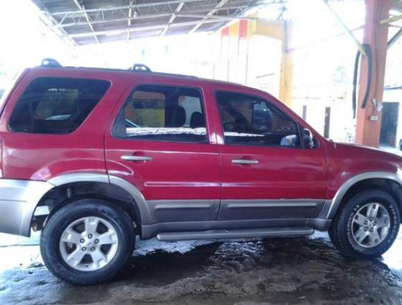 ford escape 4x4,2005,a\c,power,vidrios