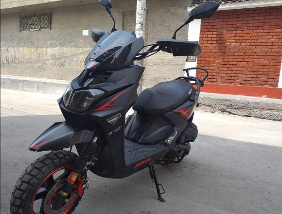 Moto Scooter año 2019