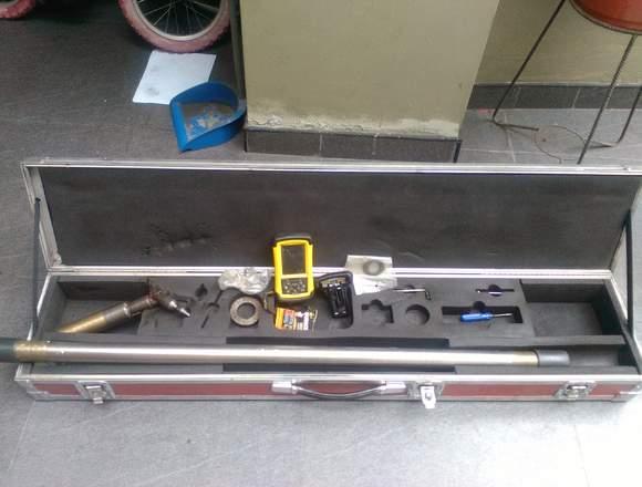 maxibor 2 para mediciones de pozos de diamantina