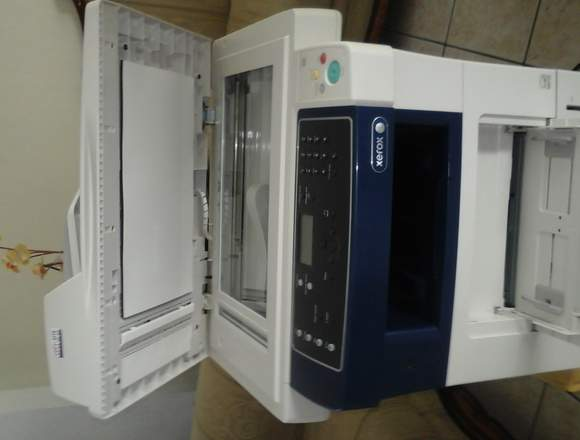 impresora multifuncional xerox 3550